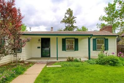 3170 S Ash Street, Denver, CO 80222 - #: 3353303