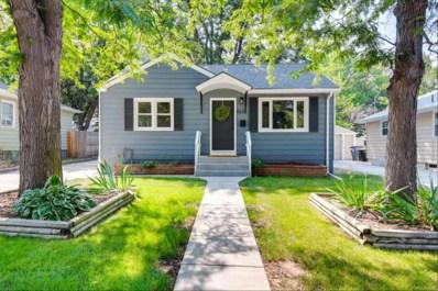 833 Vivian Street, Longmont, CO 80501 - MLS#: 3356092