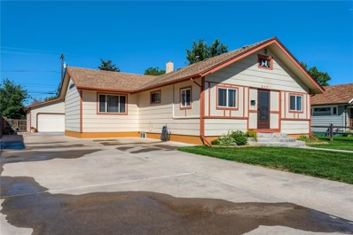 217 S Denver Avenue, Fort Lupton, CO 80621 - MLS#: 3359166