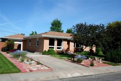 717 Park Street, Fort Morgan, CO 80701 - MLS#: 3360131