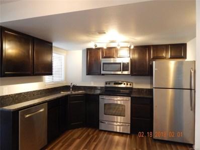 922 S Dearborn Way UNIT 15, Aurora, CO 80012 - MLS#: 3361026