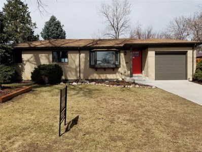 5525 E Bails Drive, Denver, CO 80222 - #: 3362993
