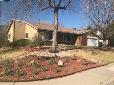 689 Red Cliff Road, Colorado Springs, CO 80906 - MLS#: 3363911