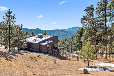 50 Elk Drive, Evergreen, CO 80439 - #: 3368835