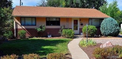 3210 Jon Street, Colorado Springs, CO 80907 - MLS#: 3375833