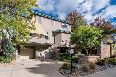 760 Inca Parkway UNIT 760, Boulder, CO 80303 - MLS#: 3377297