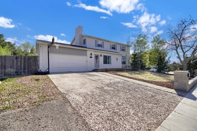 5265 Sodbuster Trail, Colorado Springs, CO 80917 - MLS#: 3383458