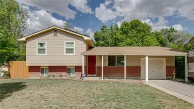 727 Cardinal Street, Colorado Springs, CO 80911 - MLS#: 3386949