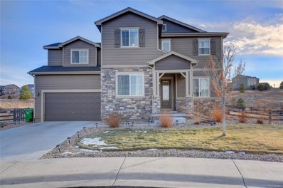 2713 Russet Sky Court, Castle Rock, CO 80108 - MLS#: 3388656