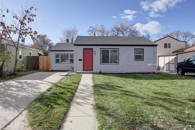 1915 Xanthia Street, Denver, CO 80220 - MLS#: 3390414