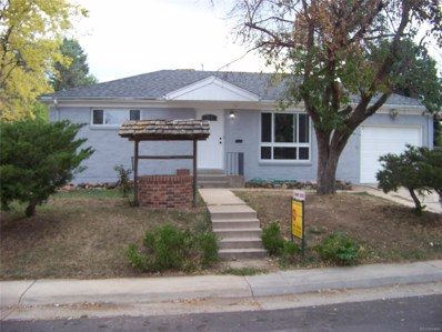294 Muriel Drive, Northglenn, CO 80233 - MLS#: 3391464