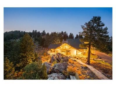 5237 Bear Mountain Drive, Evergreen, CO 80439 - #: 3392423