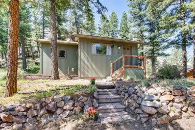 4977 Camel Heights Road, Evergreen, CO 80439 - #: 3392474