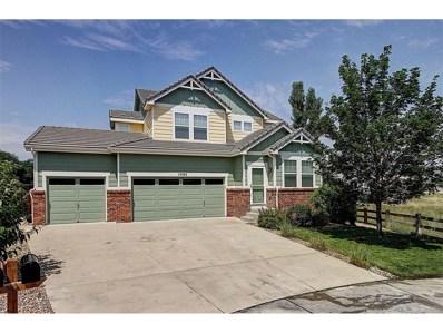 17183 Knollside Avenue, Parker, CO 80134 - MLS#: 3394312