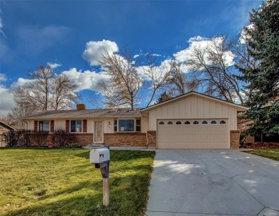 5848 W Fair Drive, Littleton, CO 80123 - #: 3394618