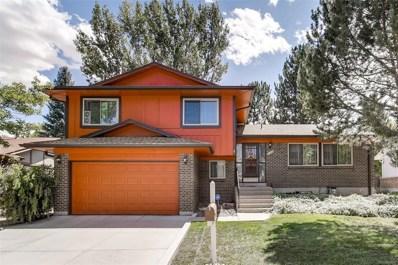 17206 E Wesley Avenue, Aurora, CO 80013 - MLS#: 3396731