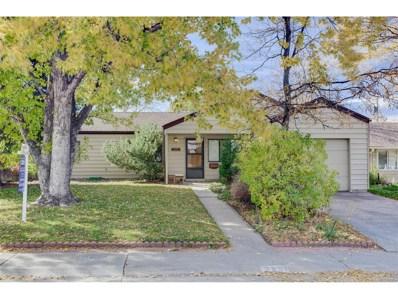 2861 S Forest Street, Denver, CO 80222 - MLS#: 3396795