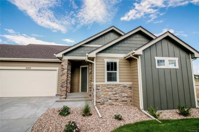 3656 Prickly Pear Drive, Loveland, CO 80537 - #: 3399637