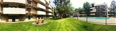 384 S Ironton Street UNIT 106, Aurora, CO 80012 - MLS#: 3401362