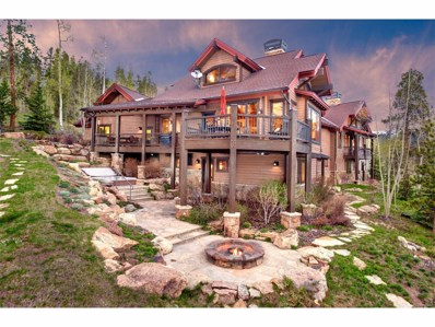 125 Two Cabins Drive, Silverthorne, CO 80498 - MLS#: 3401420