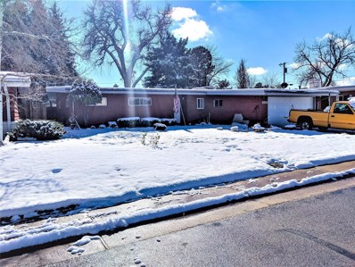 550 E Amherst Place, Englewood, CO 80113 - MLS#: 3402345