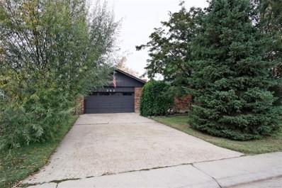 343 Brigitte Drive, Northglenn, CO 80260 - MLS#: 3410323
