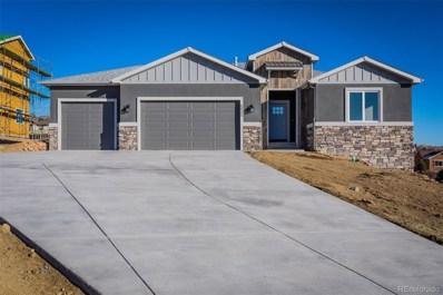 5531 Copper Drive, Colorado Springs, CO 80918 - MLS#: 3412349