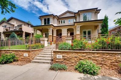 450 S Corona Street, Denver, CO 80209 - MLS#: 3412904