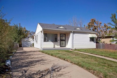 4745 Perry Street, Denver, CO 80212 - #: 3413496