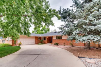 3770 S Hillcrest Drive, Denver, CO 80237 - MLS#: 3418750