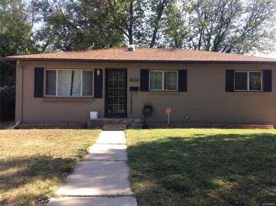 4590 W Hamilton Place, Denver, CO 80236 - MLS#: 3421139