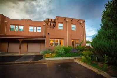 8 Taos Place UNIT 8, Manitou Springs, CO 80829 - #: 3428675