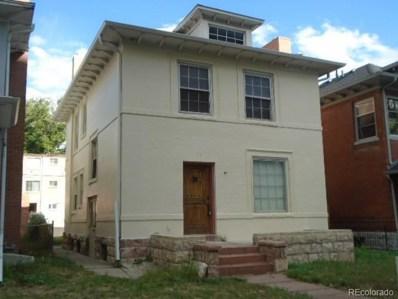 916 N Lafayette Street, Denver, CO 80218 - MLS#: 3433738