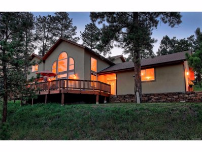 27255 Stagecoach Road, Conifer, CO 80433 - #: 3437115