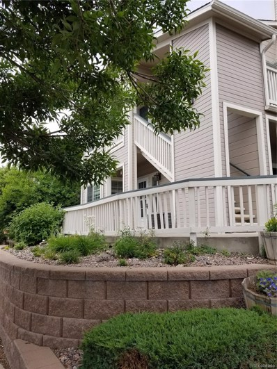 8334 Pebble Creek Way UNIT 101, Highlands Ranch, CO 80126 - MLS#: 3442013