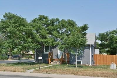 6996 Cherry Street, Commerce City, CO 80022 - MLS#: 3450240