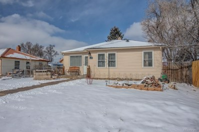 942 E Cucharras Street, Colorado Springs, CO 80903 - MLS#: 3450276