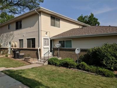 9005 E Lehigh Avenue UNIT 11, Denver, CO 80237 - MLS#: 3456740