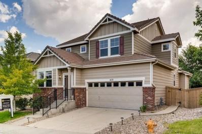 4171 Aspenmeadow Circle, Highlands Ranch, CO 80130 - MLS#: 3457622