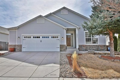 5351 Spoked Wheel Drive, Colorado Springs, CO 80923 - MLS#: 3457797