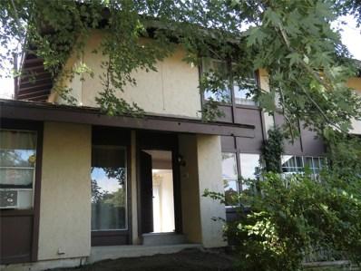 3715 S Granby Way, Aurora, CO 80014 - MLS#: 3473168