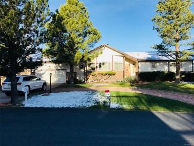 6605 Surry Place, Parker, CO 80134 - MLS#: 3473226