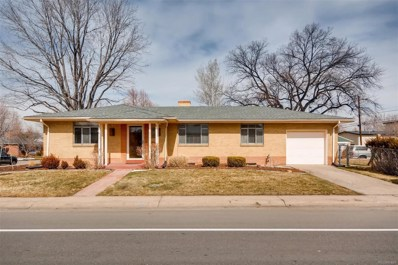 3701 E Mississippi Avenue, Denver, CO 80210 - #: 3478820