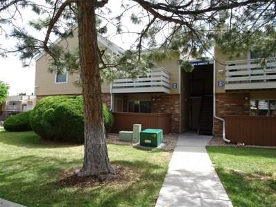 3320 S Ammons Street UNIT 101, Lakewood, CO 80227 - MLS#: 3482211