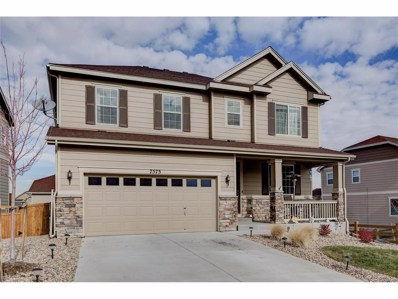 7575 Blue Water Drive, Castle Rock, CO 80108 - MLS#: 3486296