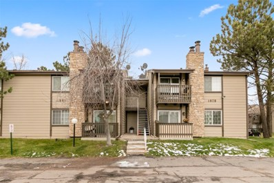1881 S Pitkin Street UNIT A, Aurora, CO 80017 - MLS#: 3491709
