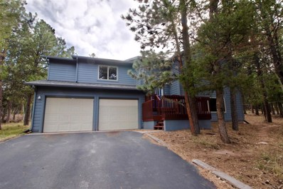 1317 Evergreen Heights Drive, Woodland Park, CO 80863 - MLS#: 3495576