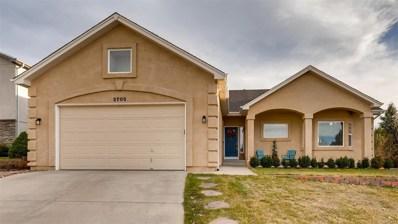2705 Stone Creek Road, Colorado Springs, CO 80908 - MLS#: 3496409