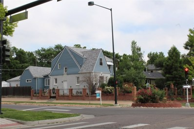 1290 N Oneida Street, Denver, CO 80220 - MLS#: 3497397