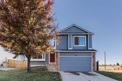1127 Parsons Avenue, Castle Rock, CO 80104 - MLS#: 3497593